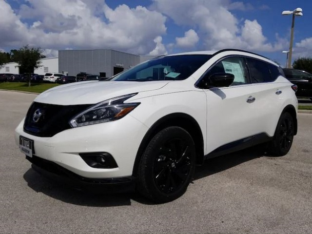 Nissan Murano best leasing conditions in Sunny Isles Miami Florida USA