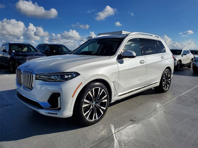 BMW X7 best leasing conditions in Miami Florida BMW for sale