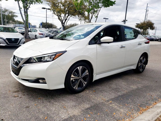 Nissan Leaf Leasing | Car Lease Specials in Miami | Car Broker in Florida