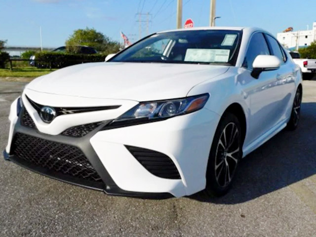 Toyota Camry Leasing | Lease Specials | Panauto car brokers in Miami