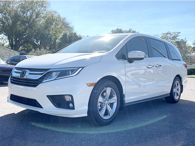 Honda Odyssey Leasing | Honda Lease Deals and Specials in Miami