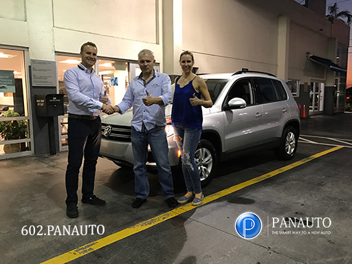 SUV for leasing with bad credit score with Panauto Leasing.
